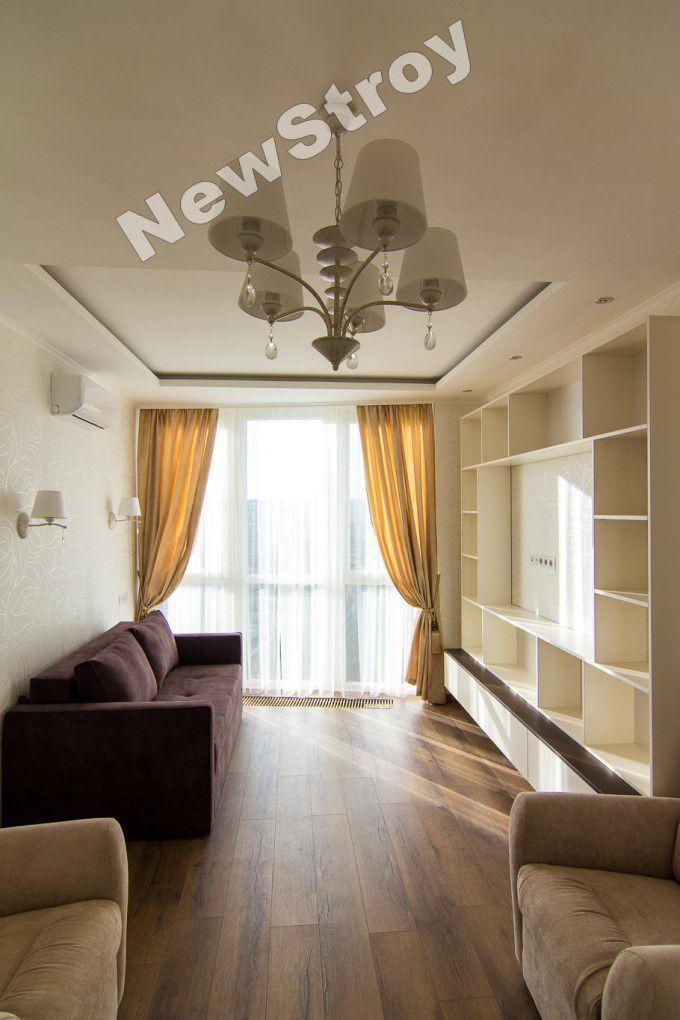 Дизайн и ремонт однокомнатной квартиры ЖК Солнечная Брама