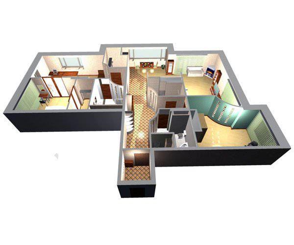 Ремонт квартир, коттеджей, таунхаусов, цены Под ключ